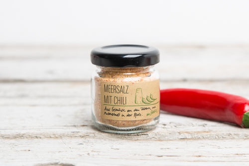 Meersalz Chili